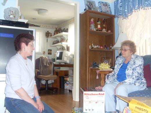 Grandma's Birthday 2008 15