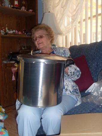Grandma's Birthday 2008 8