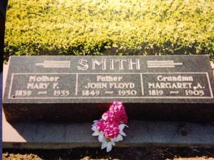 smith gravestone